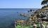 Пляж Алупки.Гостиница РоЯлта. Алупка Крым. resorts-hotels-5