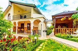 Сочи Гостевой дом «Зеленая Лагуна»