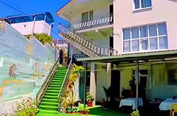 Адлер Гостевой дом Курортный городок