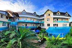 Адлер гостиница дельфин