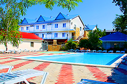 Анапа - Джемете Отель «Астон»