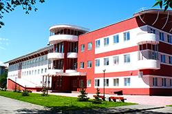 Самара Спортивно-гостиничный комплекс Грация